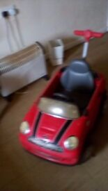 Kids Mini Car Excellent Condition £2