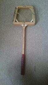 Vintage Dunlop squash badminton rackets
