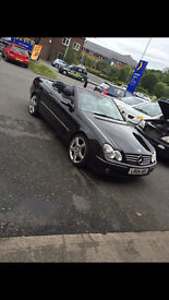 mercedes clk 320 convertible
