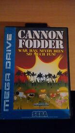 cannon fodder sega megadrive
