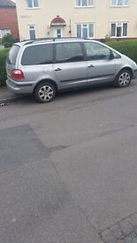 Ford galaxy tdi manual diesel 7 seater drives well 6 months mot any trial welcome