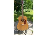 Fender DG14-S NAT Solid Top Acoustic Guitar