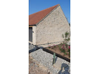 Walling/ building stone ( random) and all jet washed/ cleaned....LAST REMAINING 8 PALLETS
