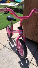 Childrens balance bike