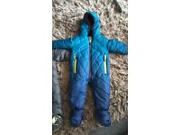 Ted baker snowsuits 6-9 months