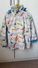 Boys 3-4 rain jacket