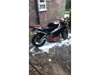Aprillia rs125 2010 full power