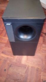 Bose Acoustimas sub woofer