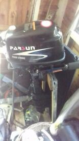 Parsun 5hp outboard