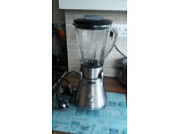 Breville BL10 chrome blender. Excellent condition. Pick up Harrogate