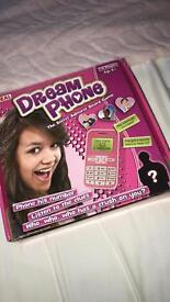 Dream phone game