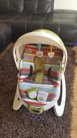 Immaculate Mamas & Papas Baby Bouncer