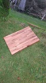 Solid,large,wooden choppig board