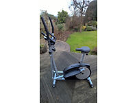 YORK XC530 CROSS TRAINER / CYCLE