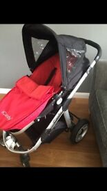 Icandy Apple Pushchair / buggy