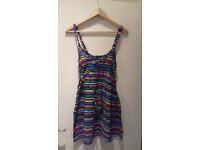 TOPSHOP summer light dress size XS/S (34/36)