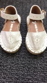 Size 3 Infant sandles