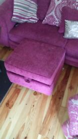 large sofa and chair