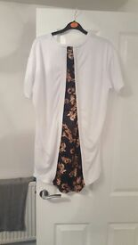 Men's siksilk t shirt BNWT size L