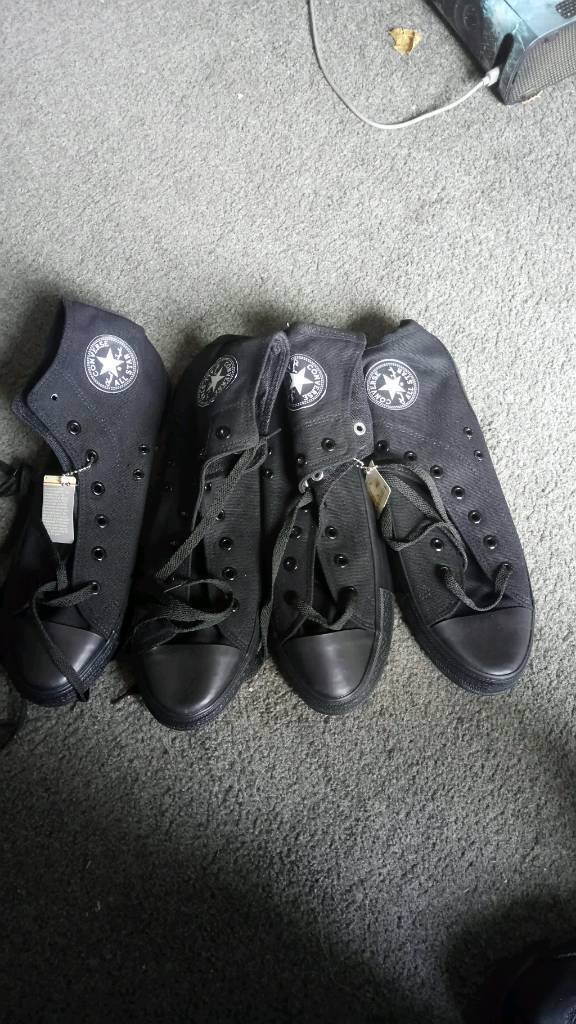 Size 11 convers