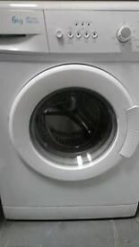 Beko WMC61W 6kg washing machine