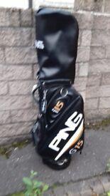 Ping g15 black tour bag