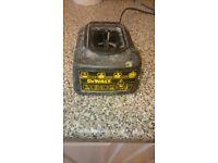 Dewalt 18 volt charger for sale for nicad batteries
