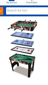 Kids games table