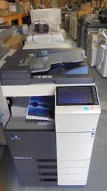 KONICA MINOLTA BIZHUB C364e Colour Photocopier / printer 186k