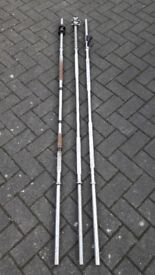 6FT SOLID CHROME WEIGHTS BARBELL WITH SPINLOCKS