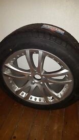 19 inch tyre for sale.