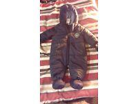 Baby snowsuit 0-3 Months
