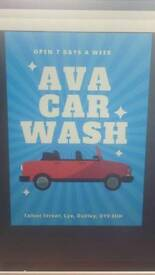 Workers needed hand car wash in Lye dudley