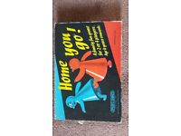 Vintage c1960's Board Game by SPEAR'S GAMES - Home You Go!