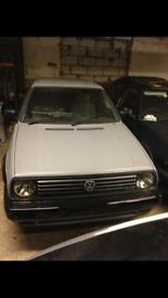 Mk2 Golf Driver Will Come With Full Mot Had Full Strip Down Refurb Not Spec Of Rust On It