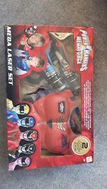 Power Rangers Mega Laser Quest