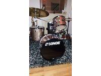 sonor drum kit