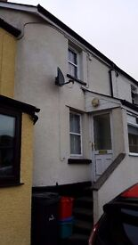 Modernised 2 Bedroom Property to Rent in Brecon - part furnished, close to town, new boiler, parking