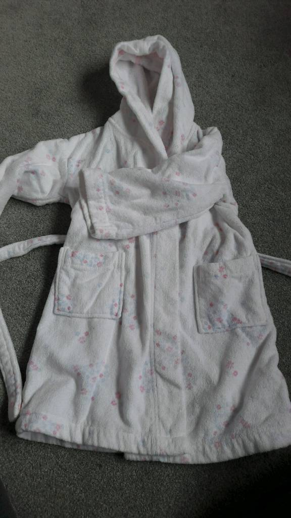Little White Company Dressing Gown age 3-4 | in Llantrisant, Rhondda ...