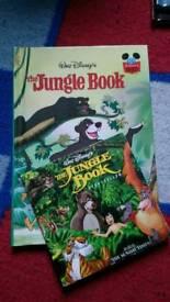 Disney Jungle book NEW & audio cd story in VGC