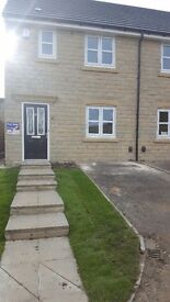 Brand new 2 Bedroom Property at Lindley Park. New Build property just off the M62
