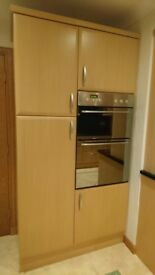 Tall Units with Double Whirlpool Ovens