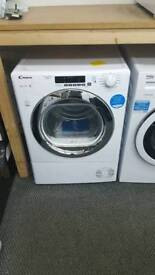 New graded Candy 10kg condenser dryer with 12 months guarantee