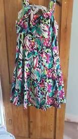 A moonson dress size 16