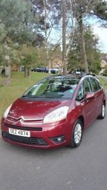 Citroen C4 Grand Picasso 7 Seater