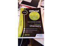 SQA National 5 Chemistry Specimen Papers 2013
