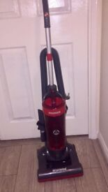 Red whirlwind hoover