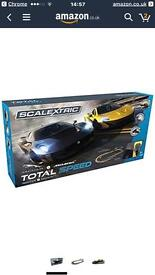 Scalextric total speed