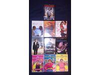 Nine DVD s