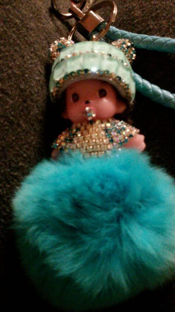 DIAMANTE DUMMY MONCHICCHI BABIES £5